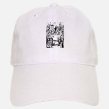 The King & Queen of Hearts Baseball Baseball Cap