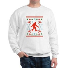 Sasquatch Sweater Tees Sweatshirt
