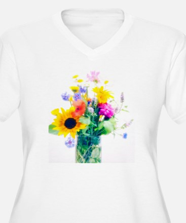 Vase of summer fl T-Shirt