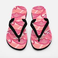Pink Flamingo 6624 Flip Flops