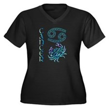 Cancer Goddess Proportioned T-Shirt