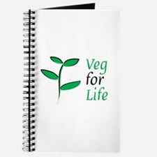 Veg for Life Journal