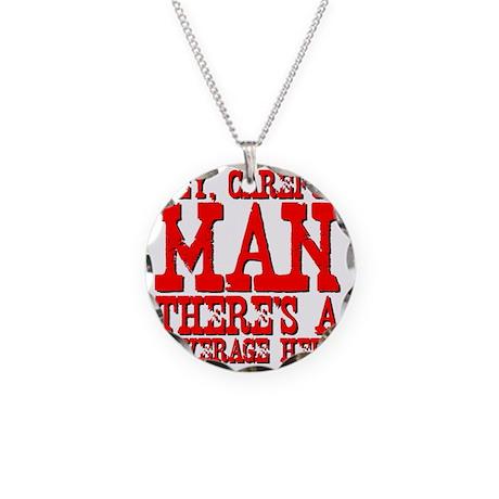 LEBOWSKI Necklace Circle Charm