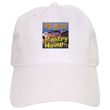 Old School Pastry Hood Baseball Cap