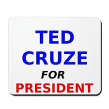 Ted Cruze for President Mousepad