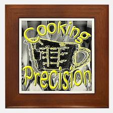 Cooking Precision Framed Tile