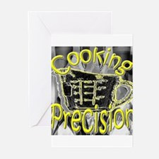 Cooking Precision Greeting Cards (Pk of 10)