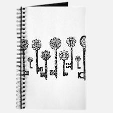 Vintage Keys Journal