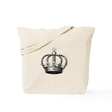 King's Crown Tote Bag