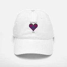 Heart - Ross Baseball Baseball Cap
