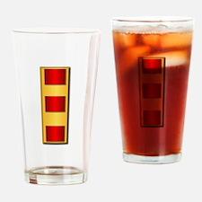 USMC - CW2 - No Txt Drinking Glass