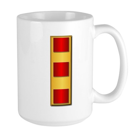 USMC - CW2 - No Txt Large Mug