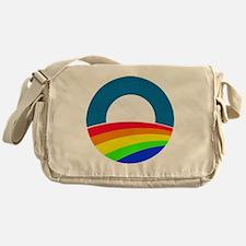 Obama same sex Messenger Bag