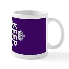 Keep Calm and Call An Agent Mug