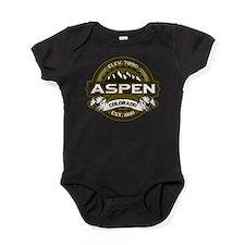 Aspen Olive Baby Bodysuit