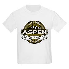 Aspen Olive T-Shirt
