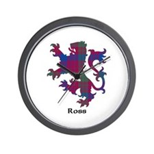 Lion - Ross Wall Clock