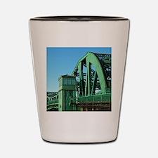 Park Street Bridge Shot Glass