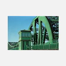 Park Street Bridge Rectangle Magnet