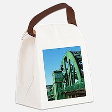 Park Street Bridge Canvas Lunch Bag