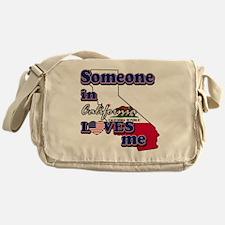 california Messenger Bag