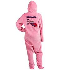 california Footed Pajamas