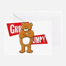 Bear44 Greeting Card