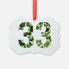 33 Ornament
