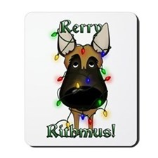 Malinois - Rerry Rithmus Mousepad