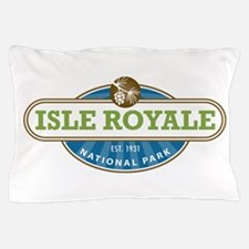 Isle Royale National Park Pillow Case