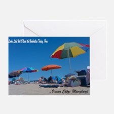 Ocean City, MD Post Card Greeting Card