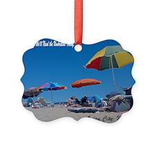 Ocean City, MD Post Card Ornament