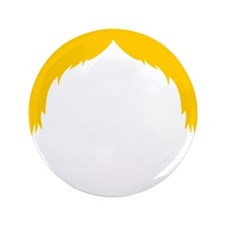 "Mustache-042-B 3.5"" Button"