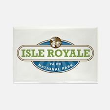 Isle Royale National Park Magnets