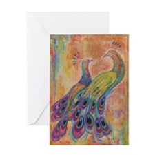 A couple in love Greeting Card