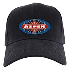 Aspen Old Label Baseball Hat