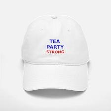 Tea Party Strong Baseball Baseball Baseball Cap