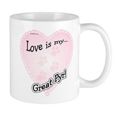 Pyr Love Is Mug