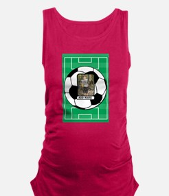 Photo and Name personalized soccer ball Maternity