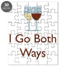 I go both ways Puzzle