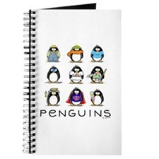 Nine Penguins Journal