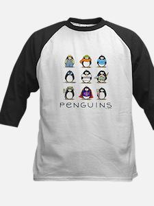 Nine Penguins Tee