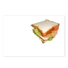 Make Me My Sandwich Postcards (Package of 8)