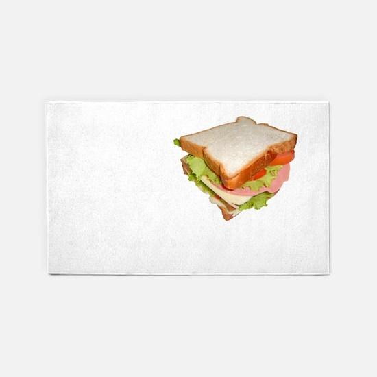Make Me My Sandwich 3'x5' Area Rug