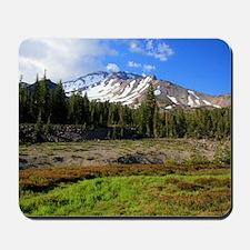 Mount Shasta 24 Mousepad