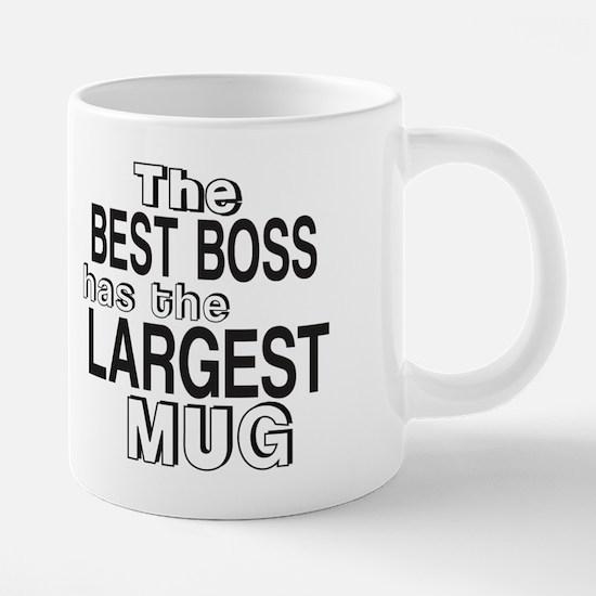 BEST Boss Mugs