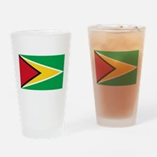 Guyana Drinking Glass