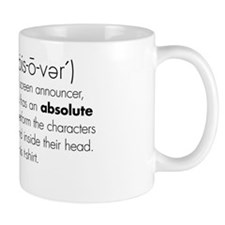 JM_tshirt_definition Small Mug