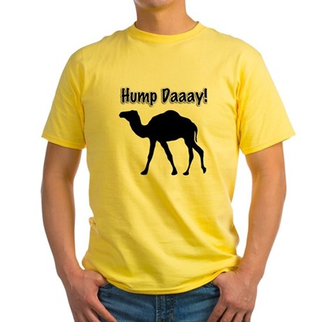 Hump day: T-Shirt