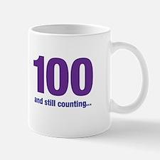 100 still counting Mugs